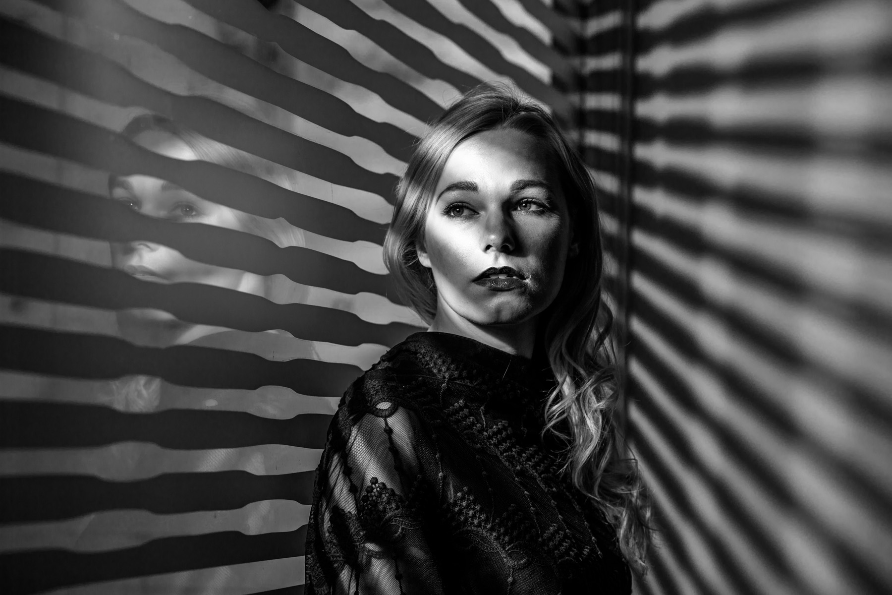 The Art Of Film Noir Portraits